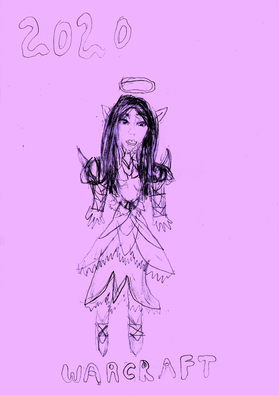 Paulina-Warcraft-2020
